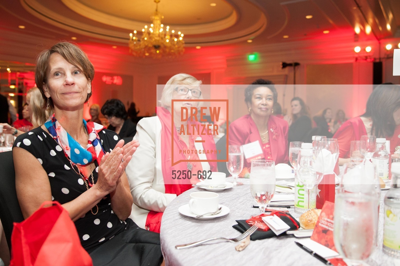 Zdenka Pisared, Anette Harris, 2015 GoRed for Women Luncheon, US, May 1st, 2015,Drew Altizer, Drew Altizer Photography, full-service agency, private events, San Francisco photographer, photographer california