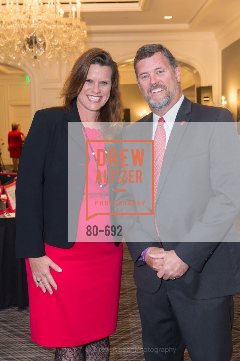 Agnes McGlone, Trey Tinner, 2015 GoRed for Women Luncheon, US, May 2nd, 2015,Drew Altizer, Drew Altizer Photography, full-service agency, private events, San Francisco photographer, photographer california