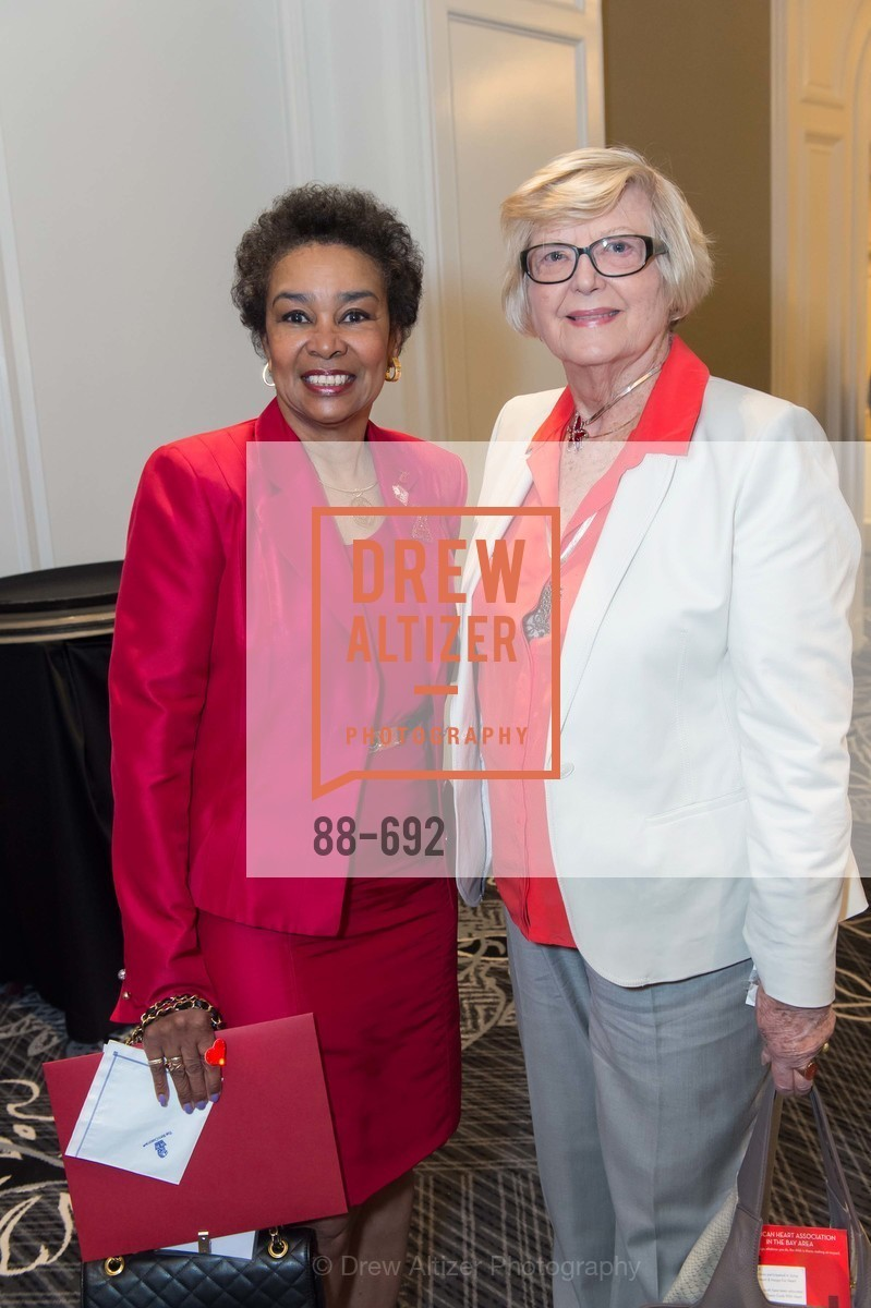 Anette Harris, Zdenka Pisared, 2015 GoRed for Women Luncheon, US, May 2nd, 2015,Drew Altizer, Drew Altizer Photography, full-service agency, private events, San Francisco photographer, photographer california