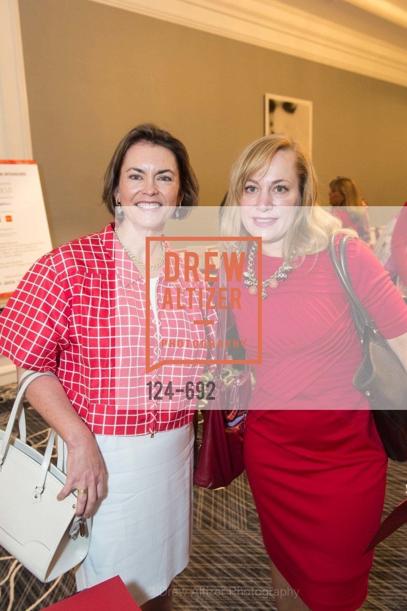 Mary Francis, Lisa Fontenot, 2015 GoRed for Women Luncheon, US, May 1st, 2015,Drew Altizer, Drew Altizer Photography, full-service agency, private events, San Francisco photographer, photographer california