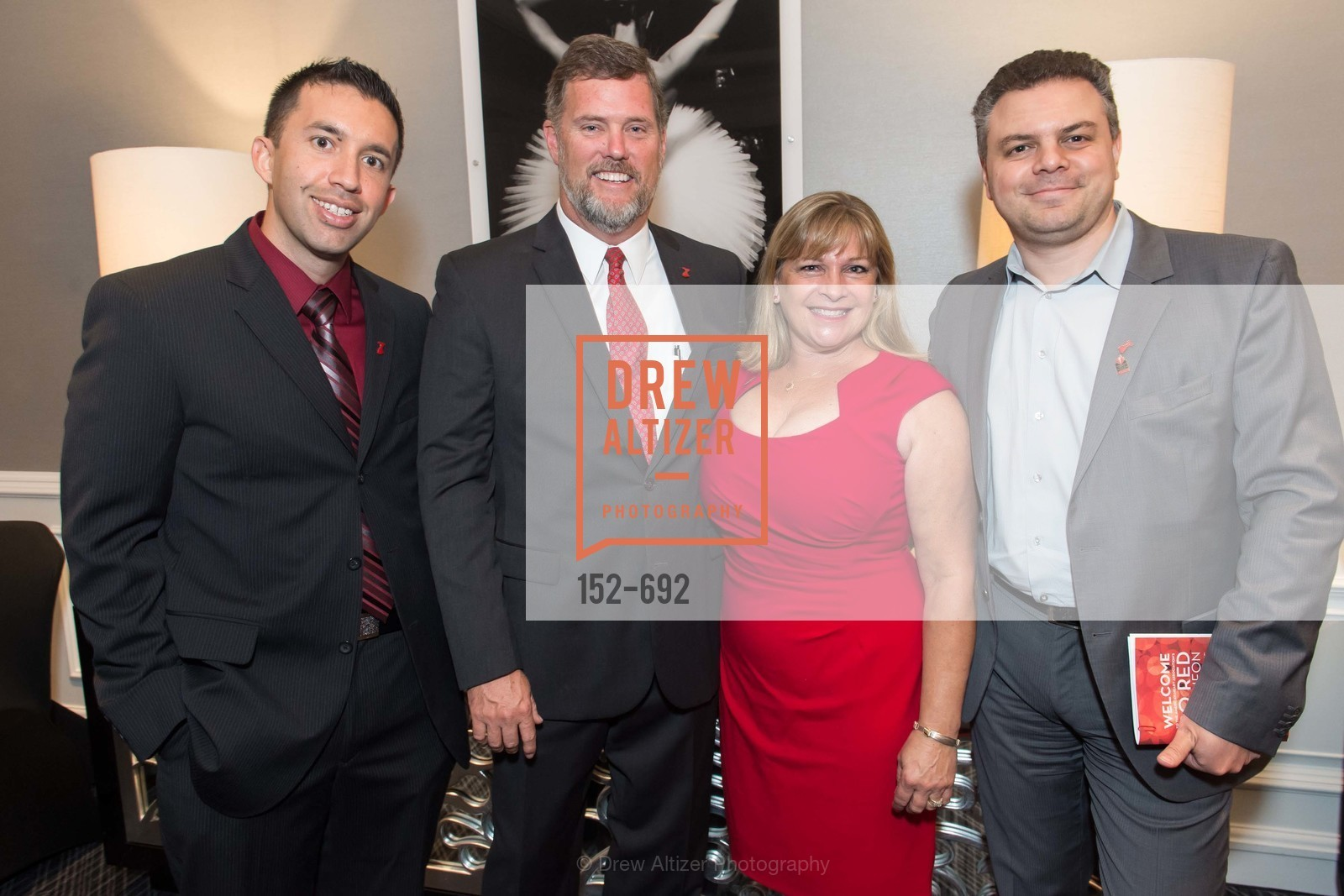 Joshua Keisel, Trey Tinner, Nancy Tinner, Liviu Klein, 2015 GoRed for Women Luncheon, US, May 1st, 2015,Drew Altizer, Drew Altizer Photography, full-service agency, private events, San Francisco photographer, photographer california