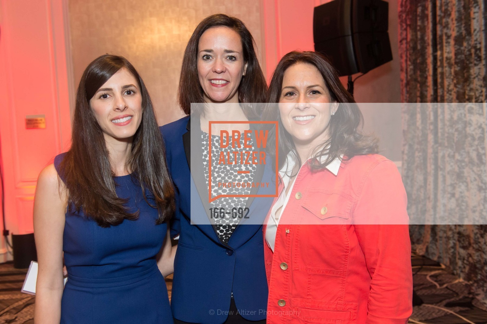 Shahrvad Razzod, Karen Schwindt, Christine Aunate, 2015 GoRed for Women Luncheon, US, May 2nd, 2015,Drew Altizer, Drew Altizer Photography, full-service agency, private events, San Francisco photographer, photographer california