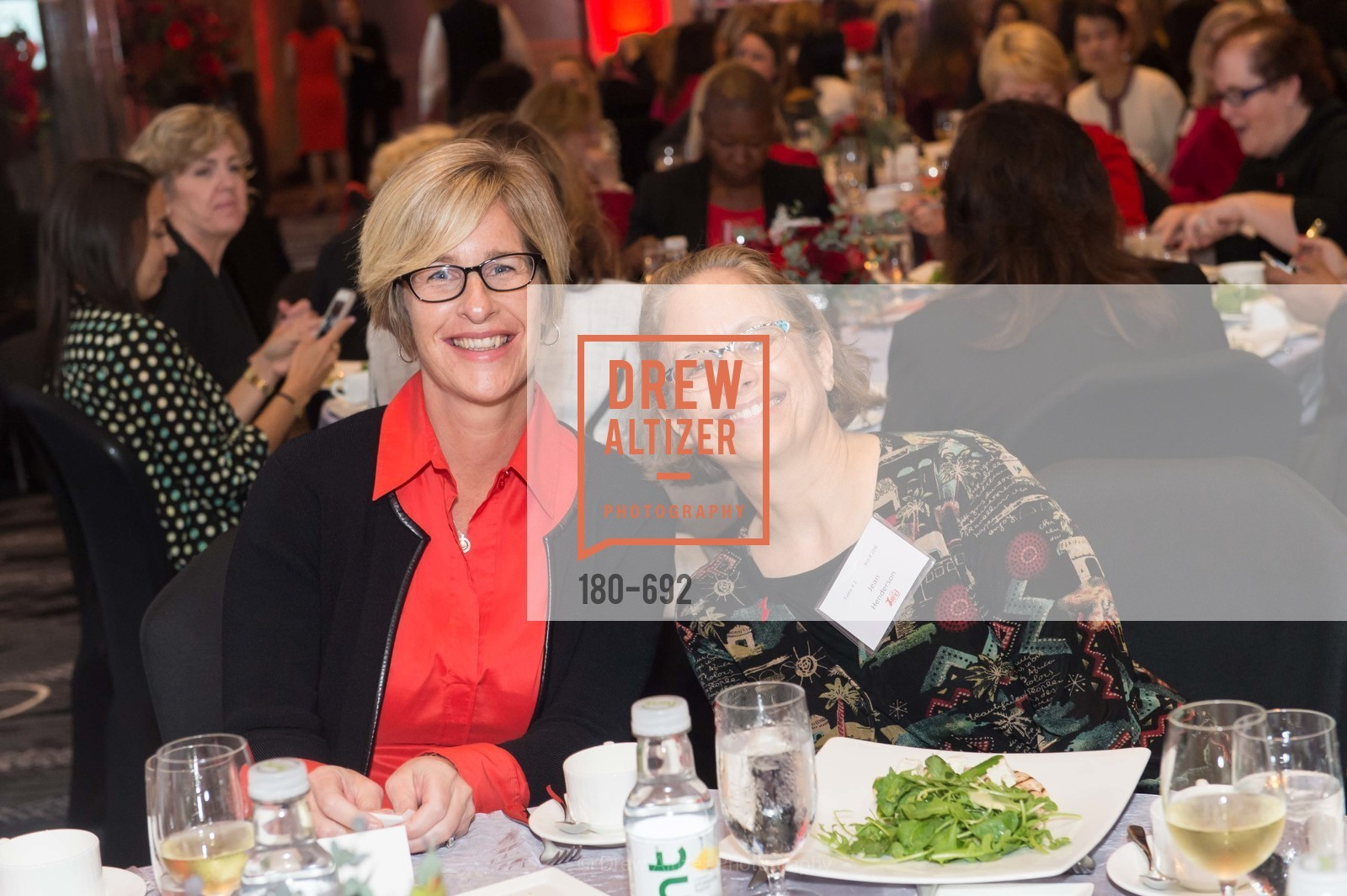 Jean Henderson, 2015 GoRed for Women Luncheon, US, May 2nd, 2015,Drew Altizer, Drew Altizer Photography, full-service agency, private events, San Francisco photographer, photographer california