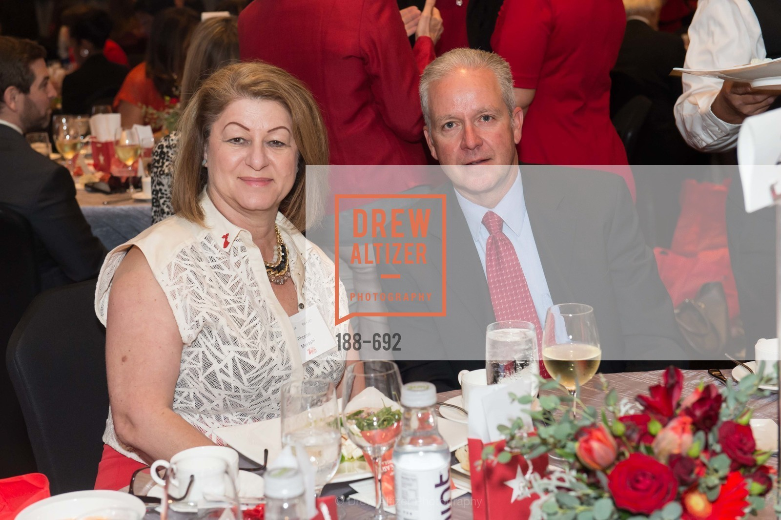 Phoebe Marashi, 2015 GoRed for Women Luncheon, US, May 2nd, 2015,Drew Altizer, Drew Altizer Photography, full-service agency, private events, San Francisco photographer, photographer california