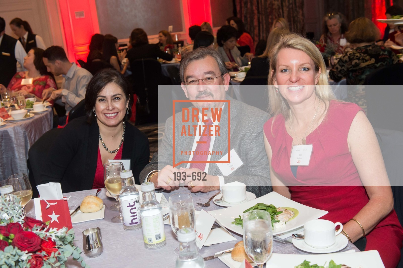 Frank Soler, Kari Endries, 2015 GoRed for Women Luncheon, US, May 2nd, 2015,Drew Altizer, Drew Altizer Photography, full-service agency, private events, San Francisco photographer, photographer california