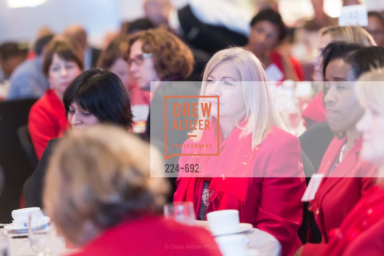 Linda Patrick, 2015 GoRed for Women Luncheon, US, May 2nd, 2015,Drew Altizer, Drew Altizer Photography, full-service agency, private events, San Francisco photographer, photographer california