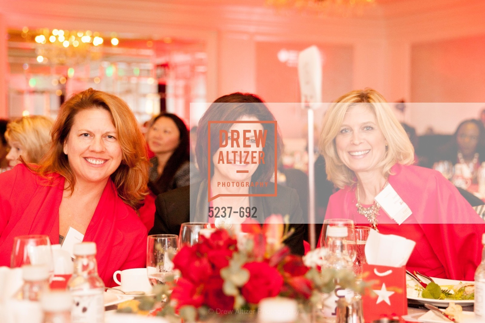 Debbie Messemer, 2015 GoRed for Women Luncheon, US, May 2nd, 2015