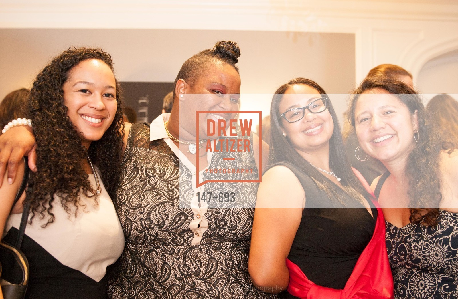 Simone Combs, Shamarea Bailey, Isis Sykes, Jessica Buendia, SFCASA'S Fostering Change Gala:  Room Without A Roof, US, May 1st, 2015,Drew Altizer, Drew Altizer Photography, full-service agency, private events, San Francisco photographer, photographer california