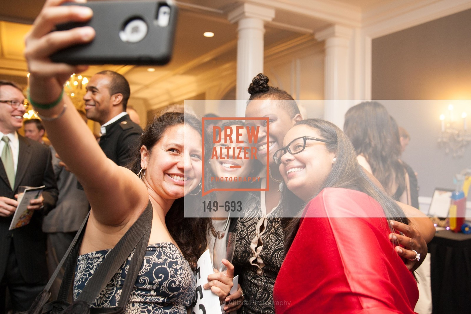 Simone Combs, Shamarea Bailey, Isis Sykes, Jessica Buendia, SFCASA'S Fostering Change Gala:  Room Without A Roof, US, May 2nd, 2015,Drew Altizer, Drew Altizer Photography, full-service agency, private events, San Francisco photographer, photographer california