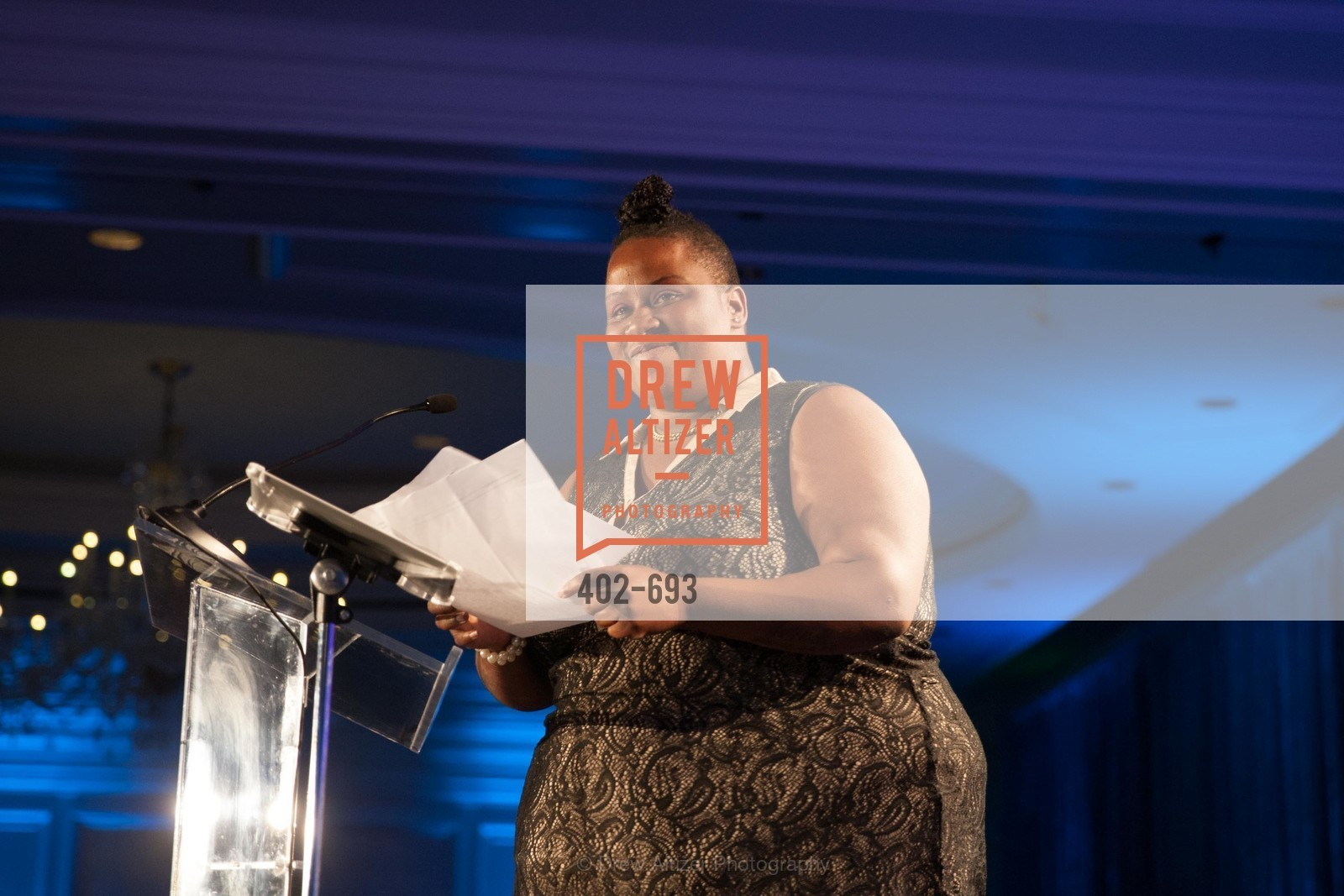 Shamarea Bailey, SFCASA'S Fostering Change Gala:  Room Without A Roof, US, May 2nd, 2015,Drew Altizer, Drew Altizer Photography, full-service agency, private events, San Francisco photographer, photographer california