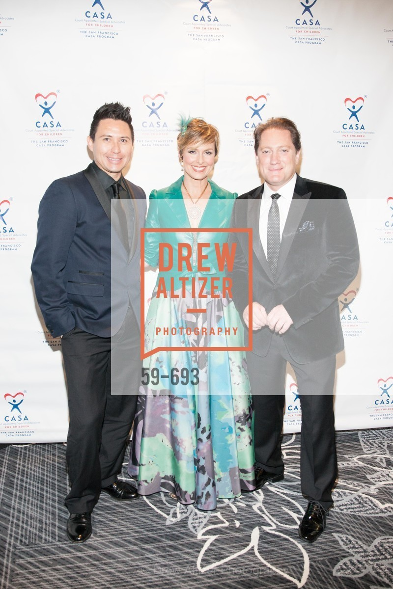 Rick Camargo, Melora Hardin, Liam Mayclem, SFCASA'S Fostering Change Gala:  Room Without A Roof, US, May 2nd, 2015,Drew Altizer, Drew Altizer Photography, full-service agency, private events, San Francisco photographer, photographer california