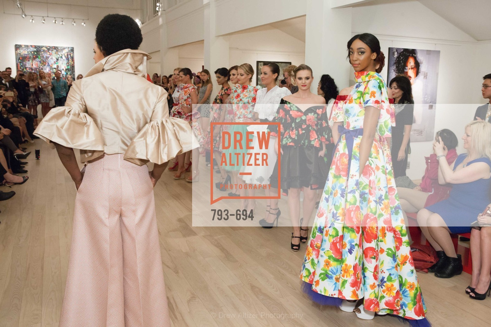 Runway, VASILY VEIN Fashion Show, US, May 2nd, 2015,Drew Altizer, Drew Altizer Photography, full-service event agency, private events, San Francisco photographer, photographer California