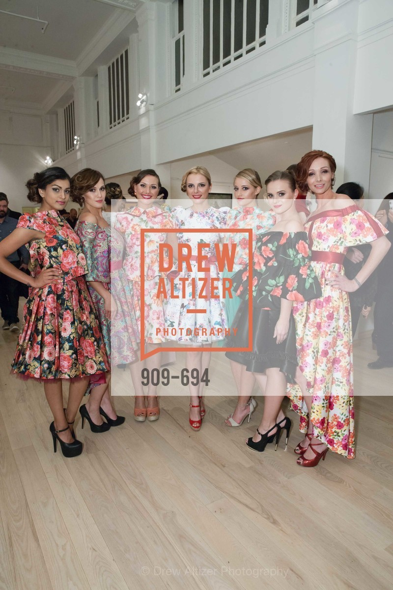 Models, VASILY VEIN Fashion Show, US, May 2nd, 2015,Drew Altizer, Drew Altizer Photography, full-service event agency, private events, San Francisco photographer, photographer California