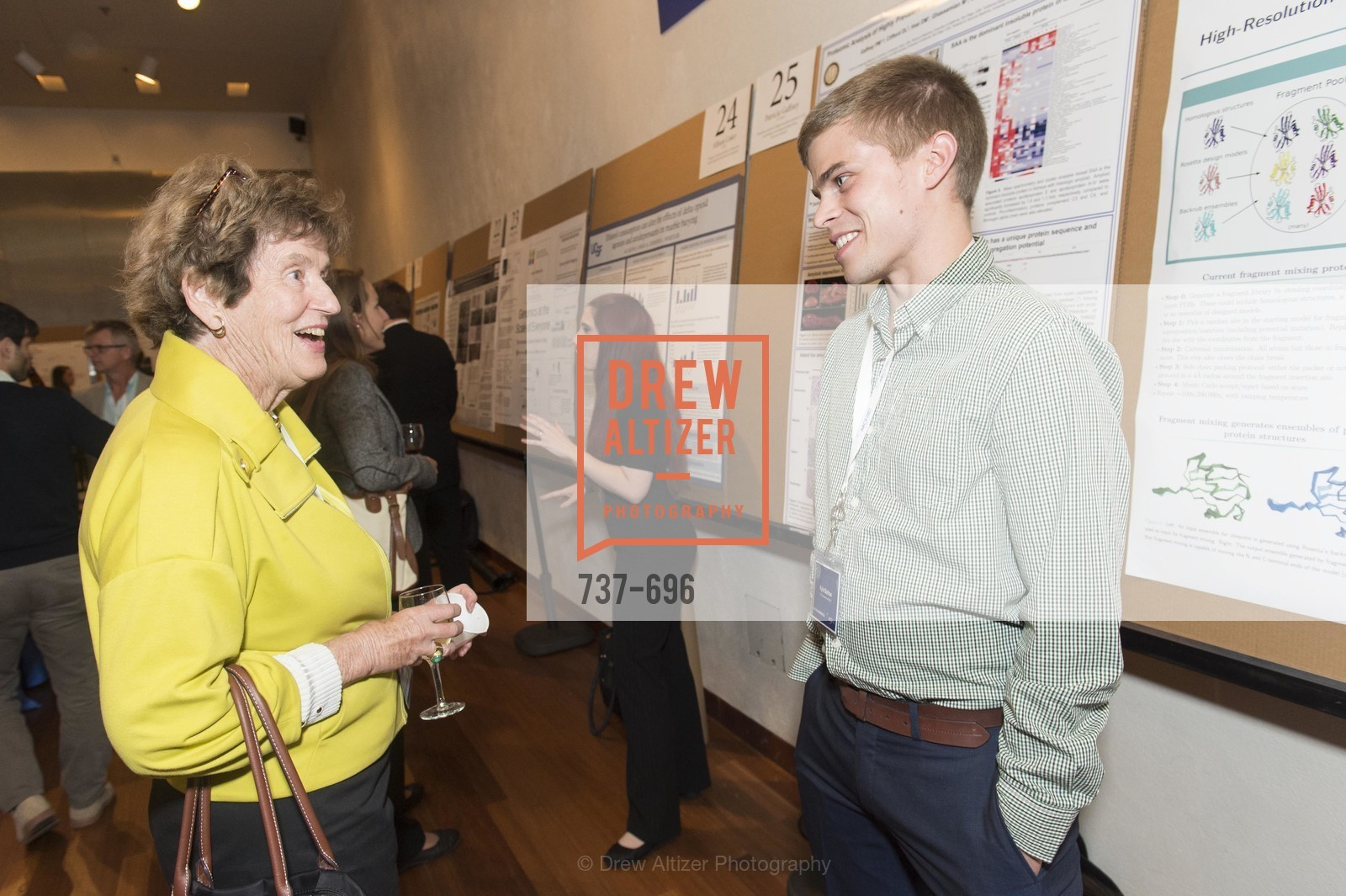 Bailey Meyer, Kyle Barlow, ARCS FOUNDATION Scholar Symposium, US, May 5th, 2015,Drew Altizer, Drew Altizer Photography, full-service agency, private events, San Francisco photographer, photographer california