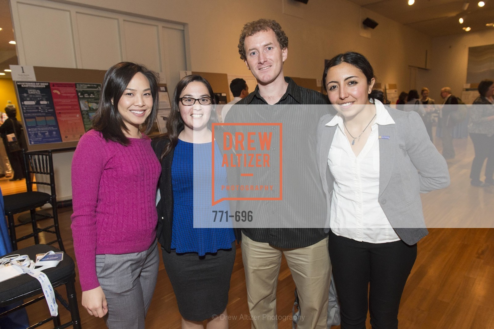 Lucy Odom, Jennifer Gilbert, Arthur Vigil, Claudia Corona, ARCS FOUNDATION Scholar Symposium, US, May 4th, 2015,Drew Altizer, Drew Altizer Photography, full-service agency, private events, San Francisco photographer, photographer california