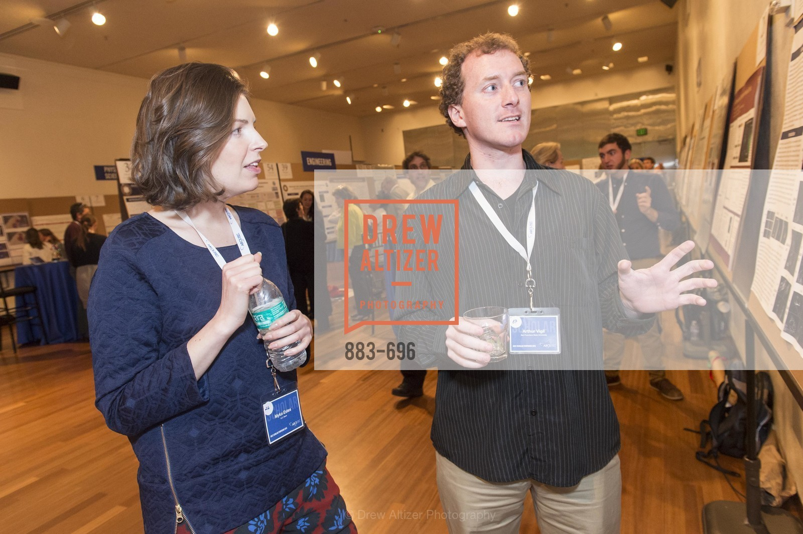 Myka Estes, Arthur Vigil, ARCS FOUNDATION Scholar Symposium, US, May 5th, 2015,Drew Altizer, Drew Altizer Photography, full-service agency, private events, San Francisco photographer, photographer california