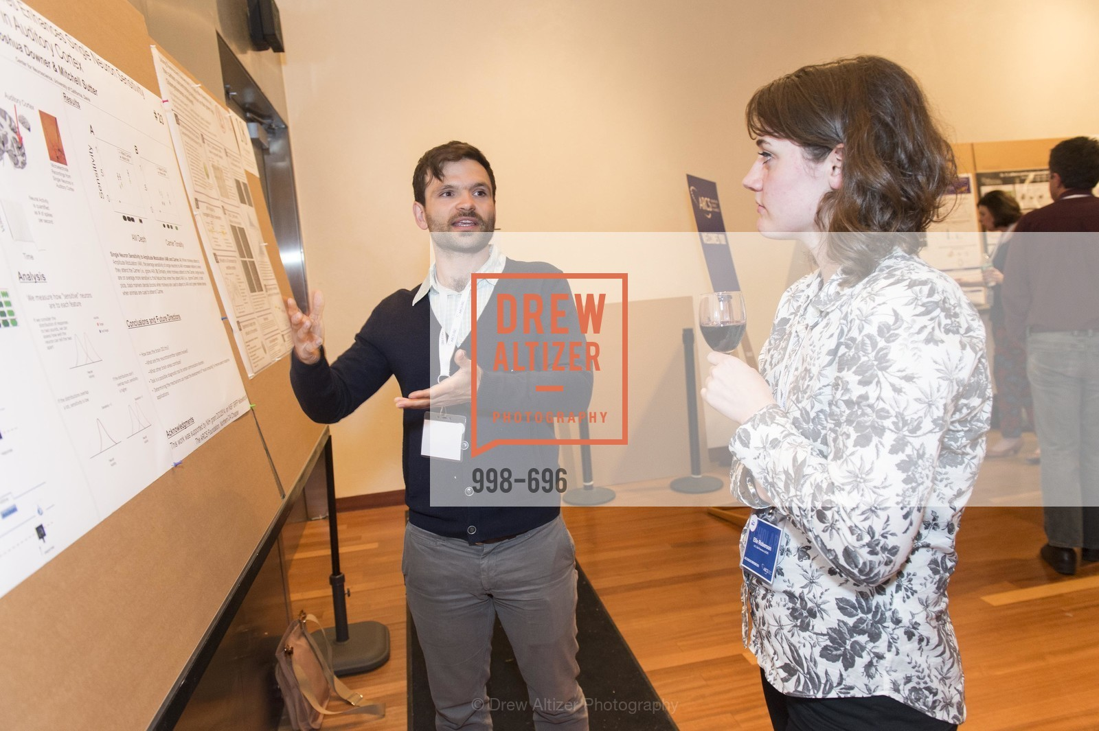 Joshua Downer, Elle Roberson, ARCS FOUNDATION Scholar Symposium, US, May 4th, 2015,Drew Altizer, Drew Altizer Photography, full-service agency, private events, San Francisco photographer, photographer california