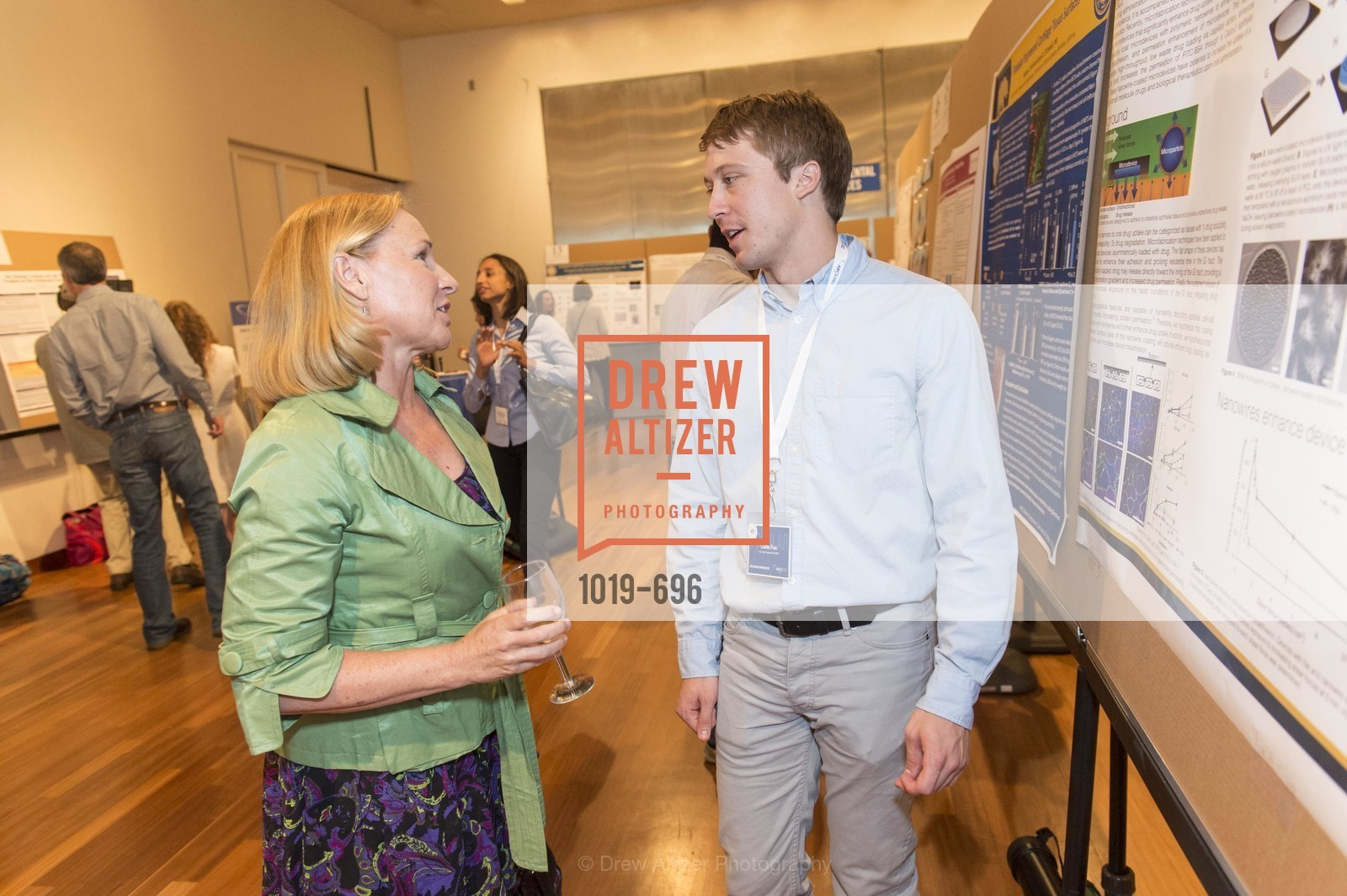 Kathy Crane Moley, Cade Fox, ARCS FOUNDATION Scholar Symposium, US, May 5th, 2015,Drew Altizer, Drew Altizer Photography, full-service agency, private events, San Francisco photographer, photographer california