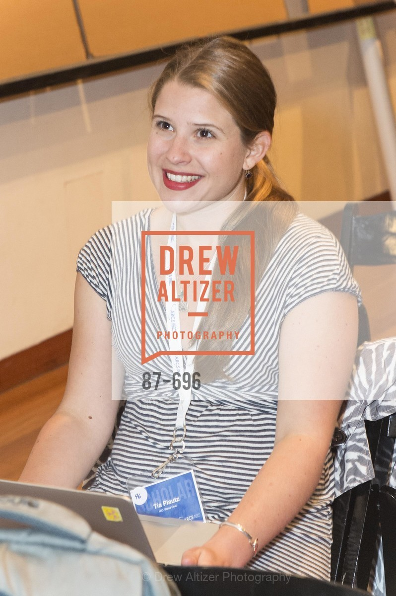 Tia Plautz, ARCS FOUNDATION Scholar Symposium, US, May 5th, 2015,Drew Altizer, Drew Altizer Photography, full-service agency, private events, San Francisco photographer, photographer california