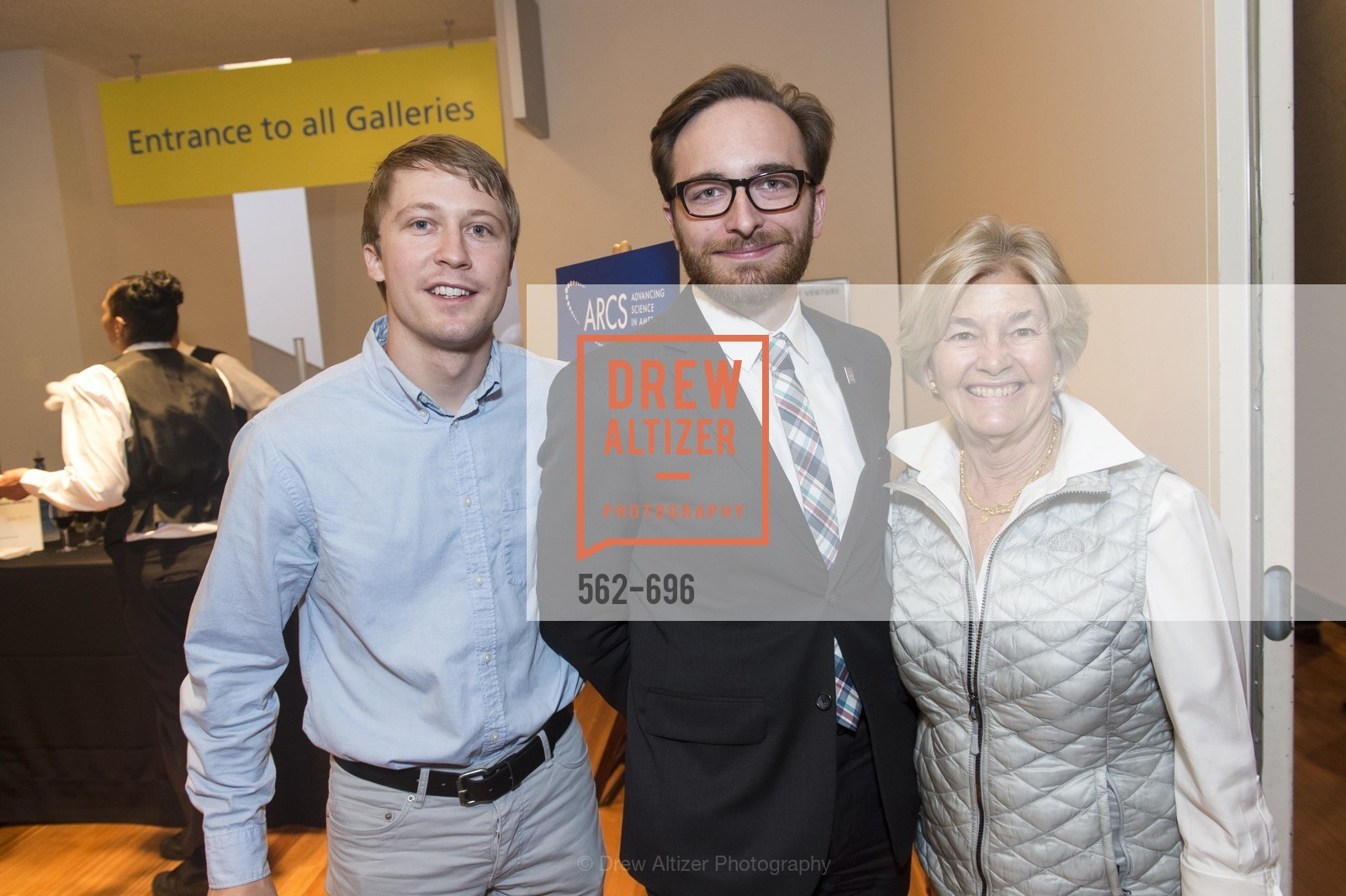Cade Fox, Benjamin Gunning, Nancy Mueller Arcs, ARCS FOUNDATION Scholar Symposium, US, May 5th, 2015,Drew Altizer, Drew Altizer Photography, full-service agency, private events, San Francisco photographer, photographer california