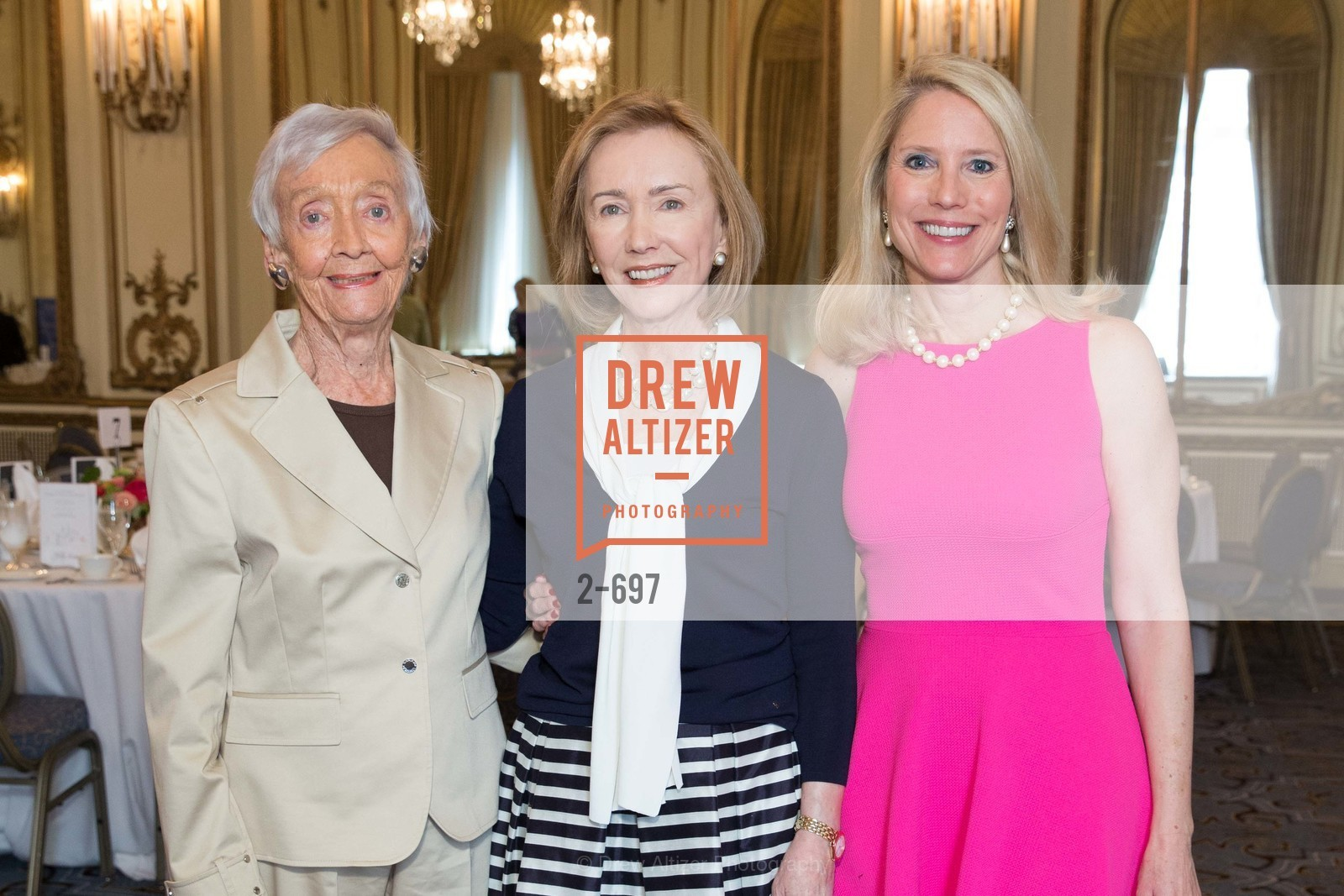 Peggy Montgomery, Trish Otstott, Laura Fawcett Schafer, JUNIOR LEAGUE OF SAN FRANCISCO's WATCH Luncheon, US, May 5th, 2015,Drew Altizer, Drew Altizer Photography, full-service agency, private events, San Francisco photographer, photographer california