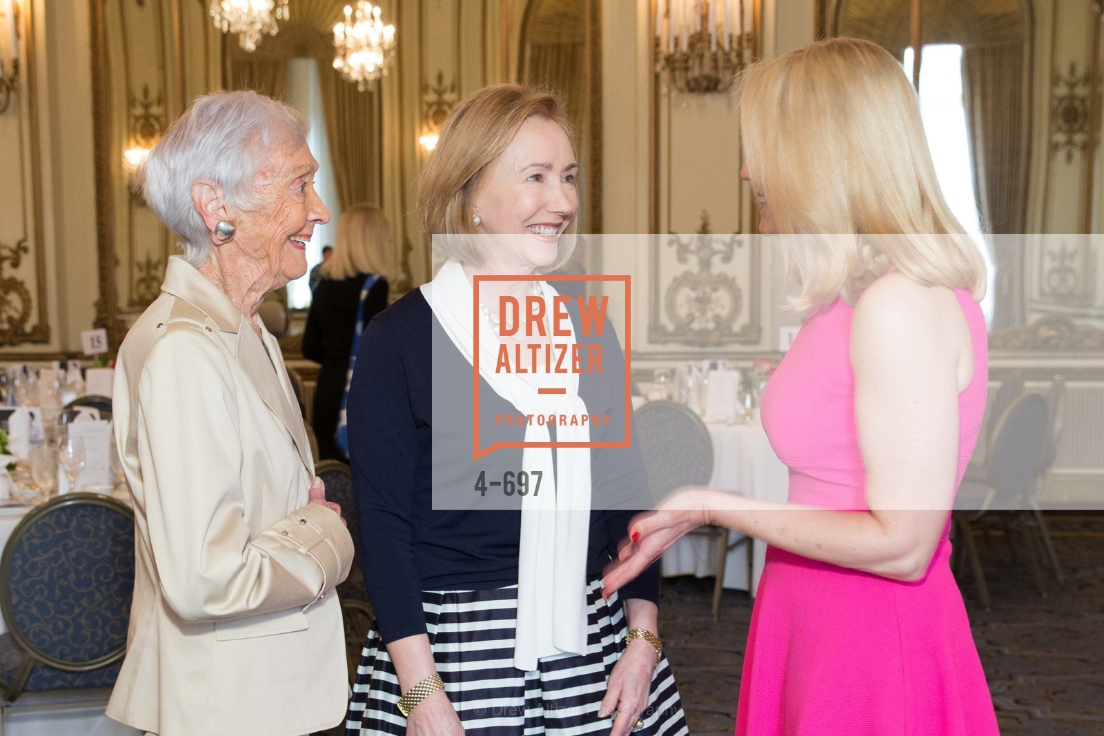 Peggy Montgomery, Trish Otstott, Laura Fawcett Schafer, JUNIOR LEAGUE OF SAN FRANCISCO's WATCH Luncheon, US, May 4th, 2015,Drew Altizer, Drew Altizer Photography, full-service agency, private events, San Francisco photographer, photographer california