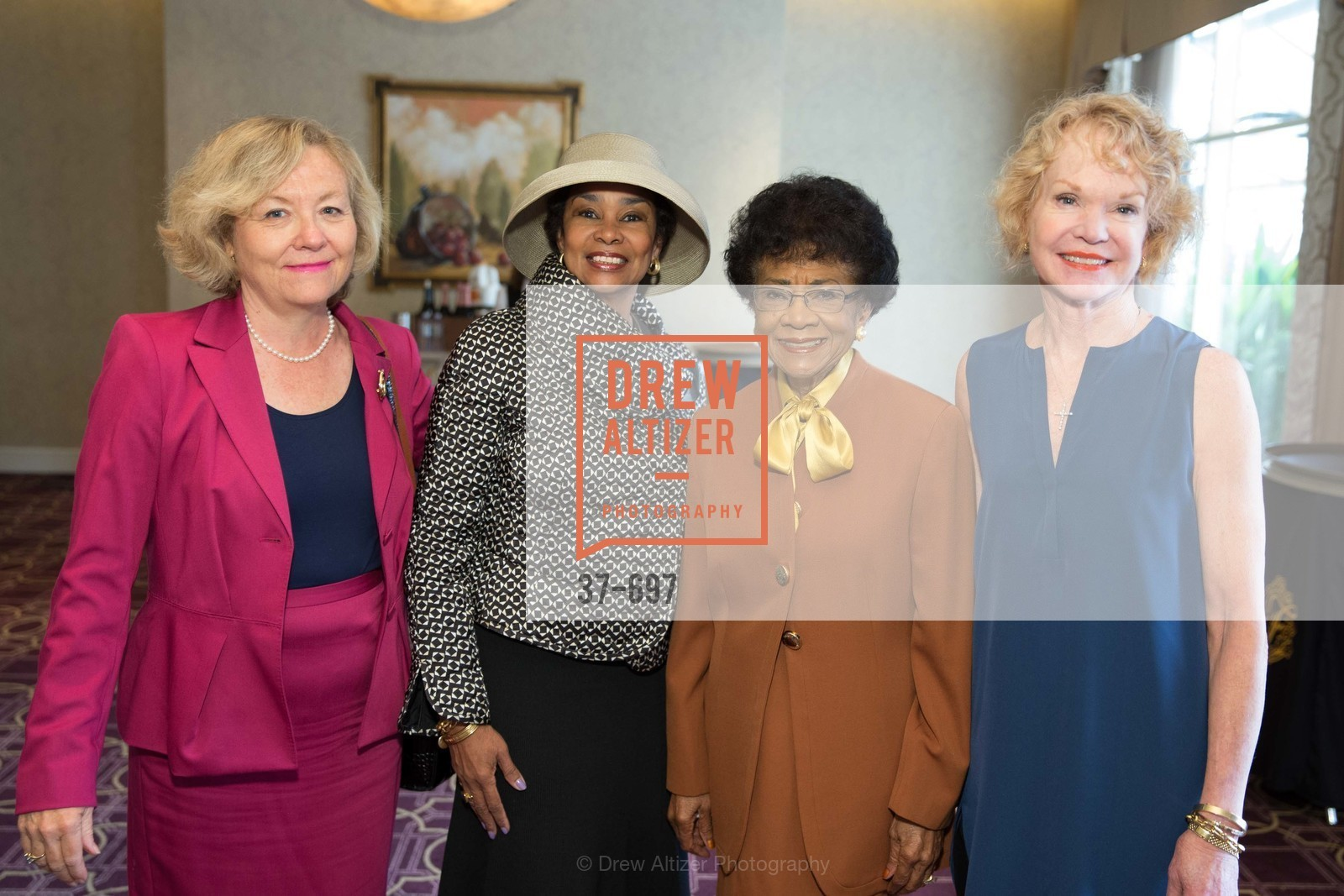 Anette Harris, Belva Davis, Lynn Lubbock, JUNIOR LEAGUE OF SAN FRANCISCO's WATCH Luncheon, US, May 4th, 2015,Drew Altizer, Drew Altizer Photography, full-service agency, private events, San Francisco photographer, photographer california