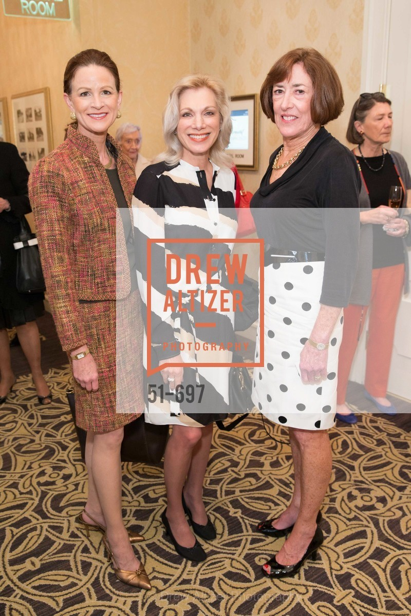 Judy Jorgensen, Cynthia Schreuder, Barbara Gross, JUNIOR LEAGUE OF SAN FRANCISCO's WATCH Luncheon, US, May 5th, 2015,Drew Altizer, Drew Altizer Photography, full-service agency, private events, San Francisco photographer, photographer california