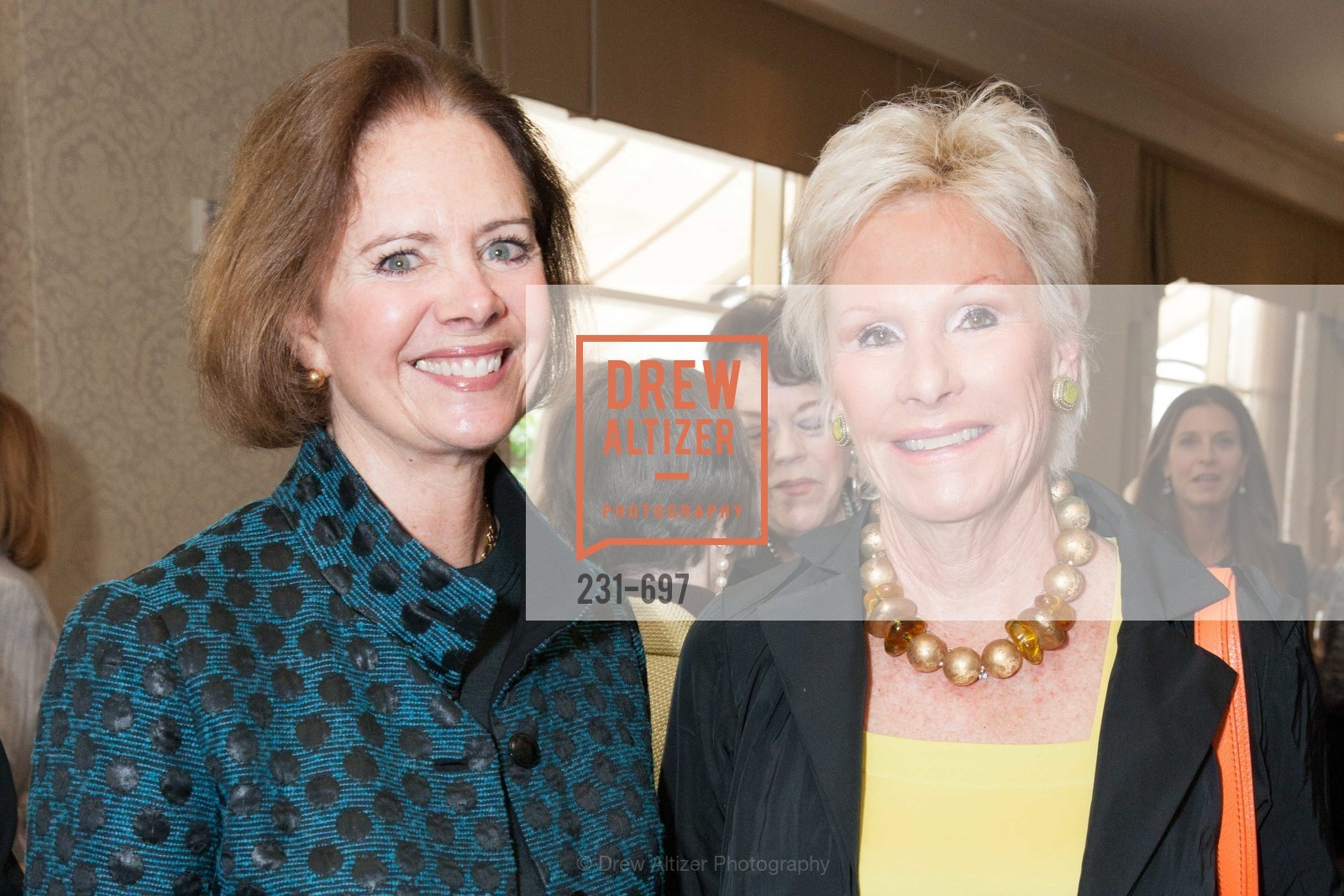 Kaki DeSautels, Carolyn Hansen, JUNIOR LEAGUE OF SAN FRANCISCO's WATCH Luncheon, US, May 4th, 2015,Drew Altizer, Drew Altizer Photography, full-service agency, private events, San Francisco photographer, photographer california