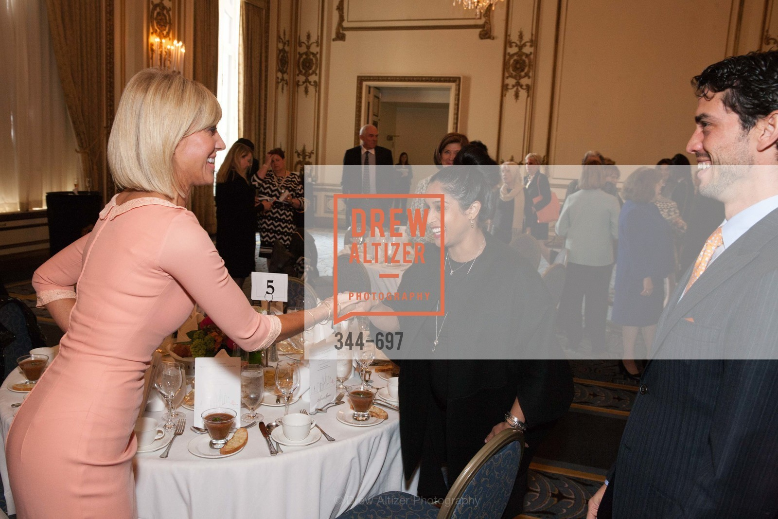 Janet Reilly, Sonia Mondkar-Floyd, Frederico Soldino, JUNIOR LEAGUE OF SAN FRANCISCO's WATCH Luncheon, US, May 5th, 2015,Drew Altizer, Drew Altizer Photography, full-service agency, private events, San Francisco photographer, photographer california