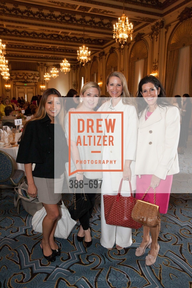 Lillian Phan, Michelle Harris, Jennifer Marples, Andra von Behran, JUNIOR LEAGUE OF SAN FRANCISCO's WATCH Luncheon, US, May 5th, 2015,Drew Altizer, Drew Altizer Photography, full-service agency, private events, San Francisco photographer, photographer california