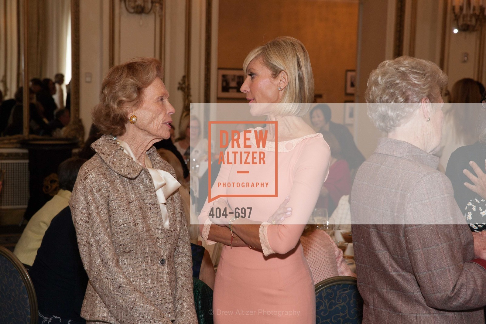 Barbara Callander, Janet Reilly, JUNIOR LEAGUE OF SAN FRANCISCO's WATCH Luncheon, US, May 5th, 2015,Drew Altizer, Drew Altizer Photography, full-service agency, private events, San Francisco photographer, photographer california