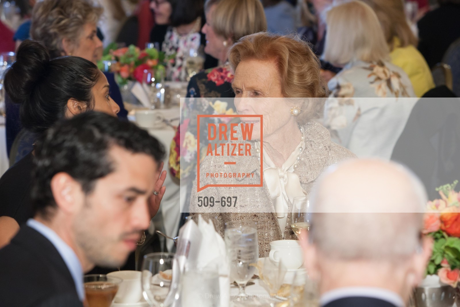 Barbara Callander, JUNIOR LEAGUE OF SAN FRANCISCO's WATCH Luncheon, US, May 4th, 2015,Drew Altizer, Drew Altizer Photography, full-service agency, private events, San Francisco photographer, photographer california