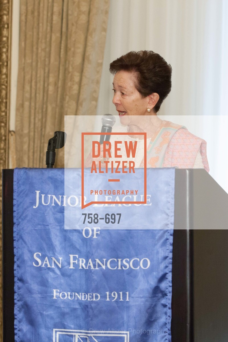 Roselyne Swig, JUNIOR LEAGUE OF SAN FRANCISCO's WATCH Luncheon, US, May 4th, 2015,Drew Altizer, Drew Altizer Photography, full-service agency, private events, San Francisco photographer, photographer california