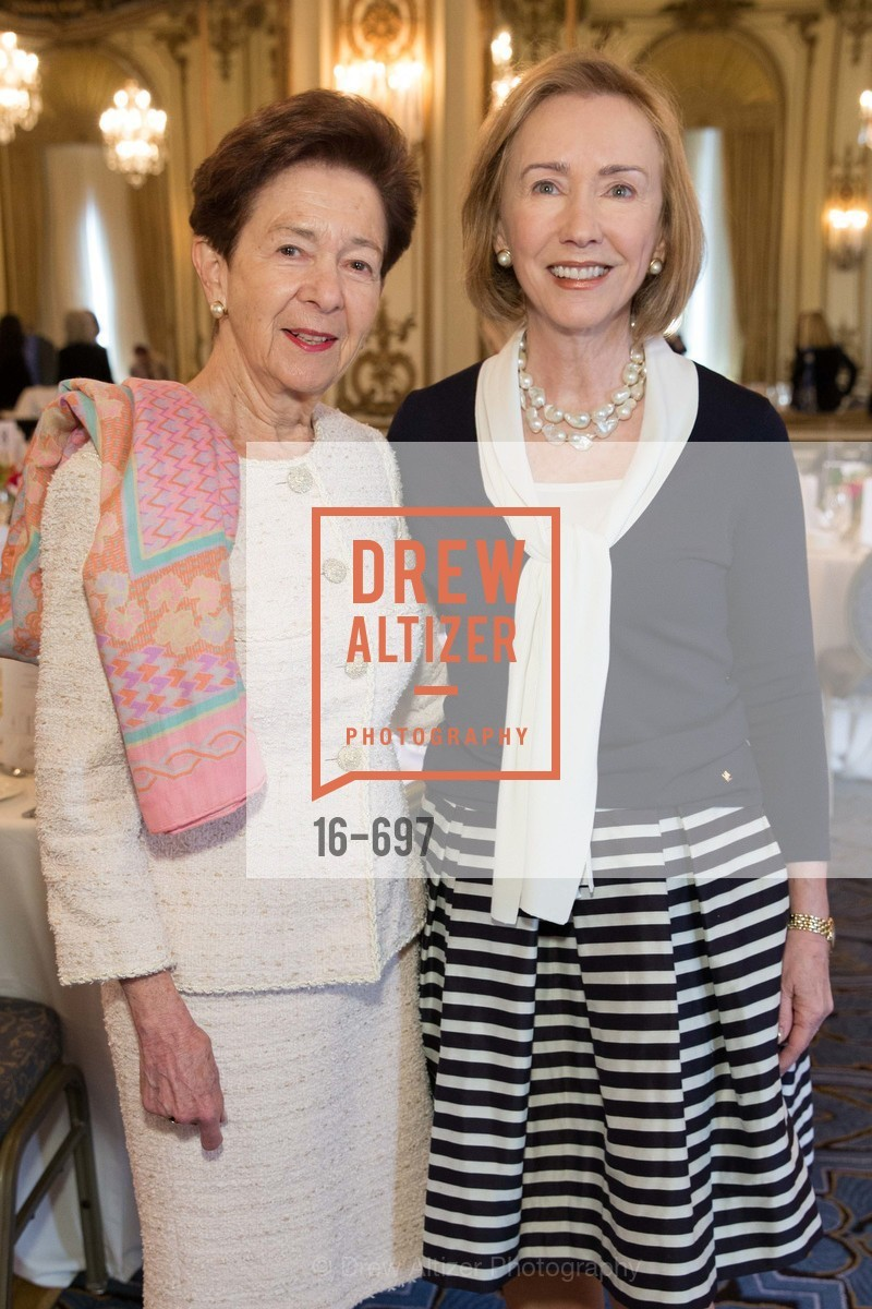 Roselyne Swig, Trish Otstott, JUNIOR LEAGUE OF SAN FRANCISCO's WATCH Luncheon, US, May 5th, 2015,Drew Altizer, Drew Altizer Photography, full-service agency, private events, San Francisco photographer, photographer california