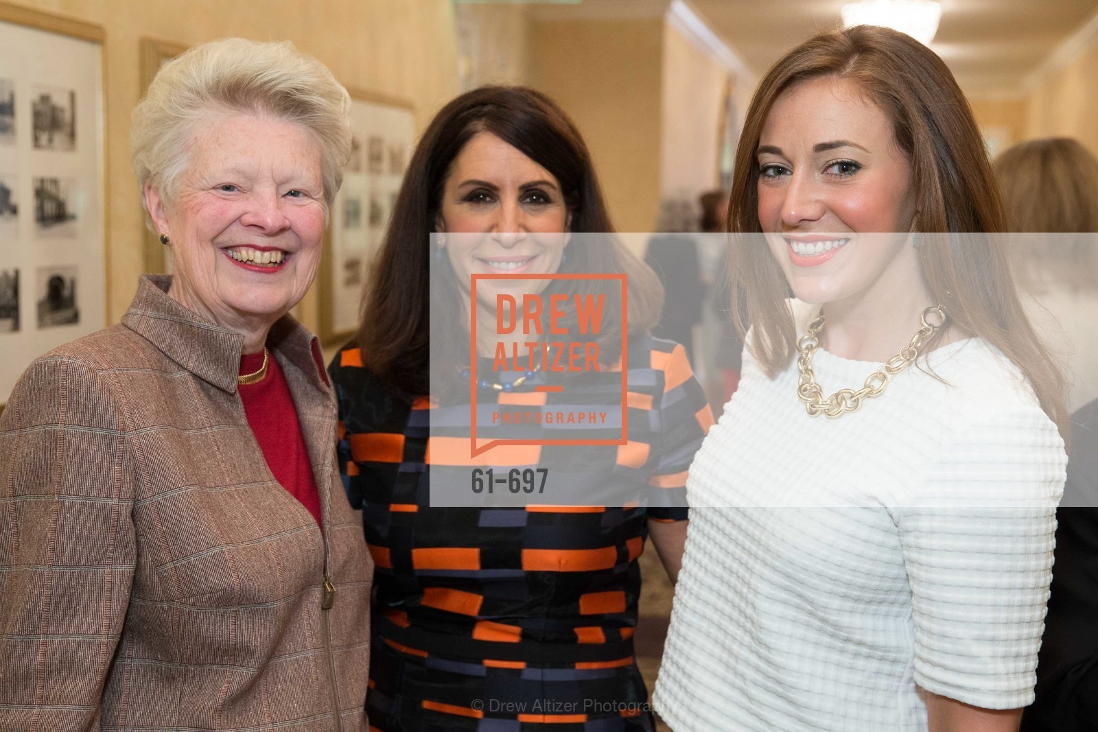 Louise Renne, Lisa Grotts, Schuyler Hudak, JUNIOR LEAGUE OF SAN FRANCISCO's WATCH Luncheon, US, May 5th, 2015,Drew Altizer, Drew Altizer Photography, full-service agency, private events, San Francisco photographer, photographer california