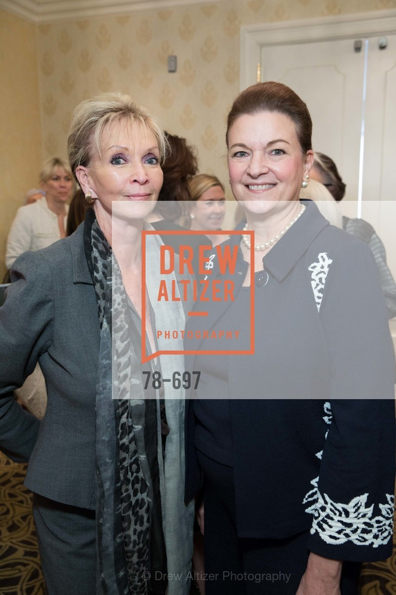 Sallie Huntting, Susan Malott, JUNIOR LEAGUE OF SAN FRANCISCO's WATCH Luncheon, US, May 4th, 2015,Drew Altizer, Drew Altizer Photography, full-service agency, private events, San Francisco photographer, photographer california