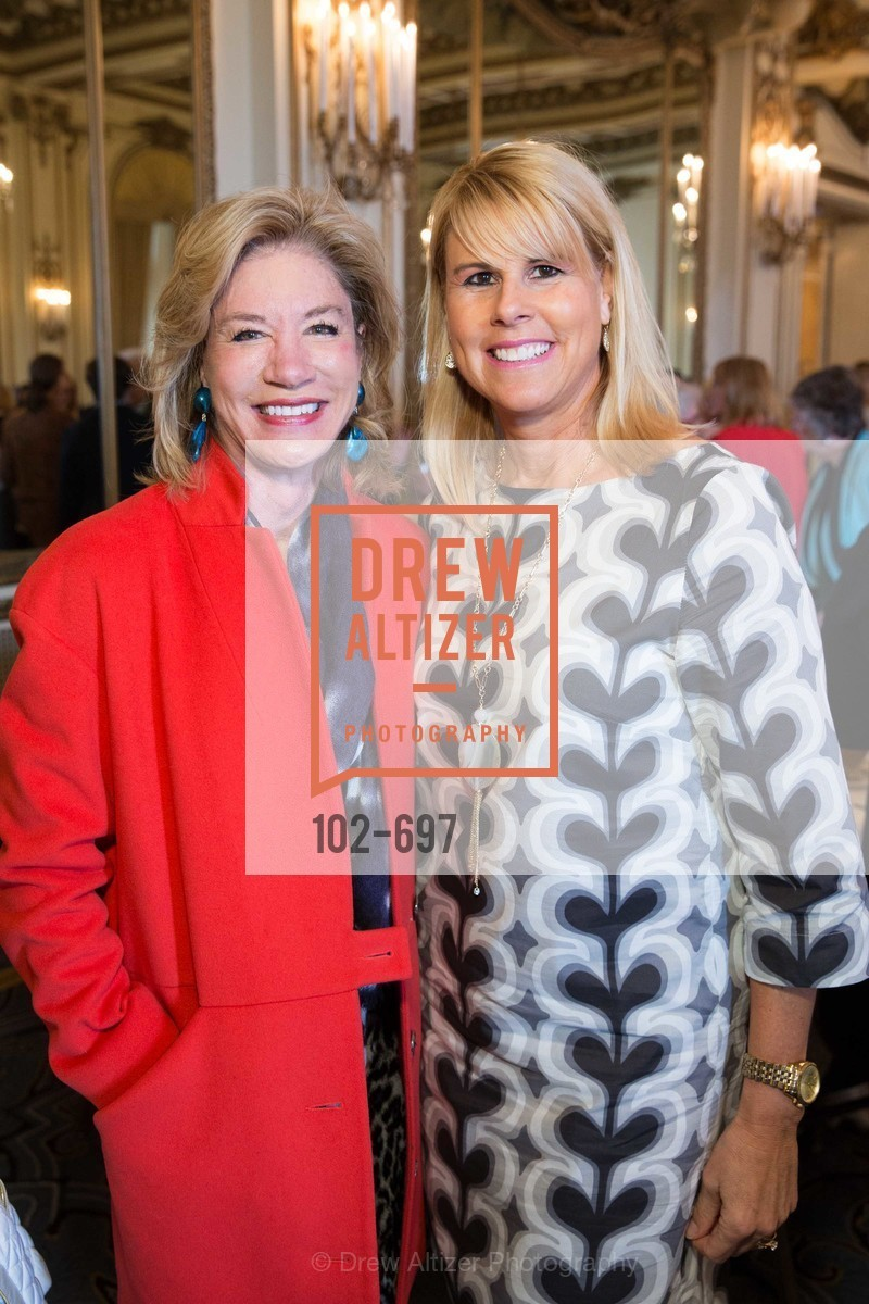 Mary Poland, Karen Hill, JUNIOR LEAGUE OF SAN FRANCISCO's WATCH Luncheon, US, May 4th, 2015,Drew Altizer, Drew Altizer Photography, full-service agency, private events, San Francisco photographer, photographer california