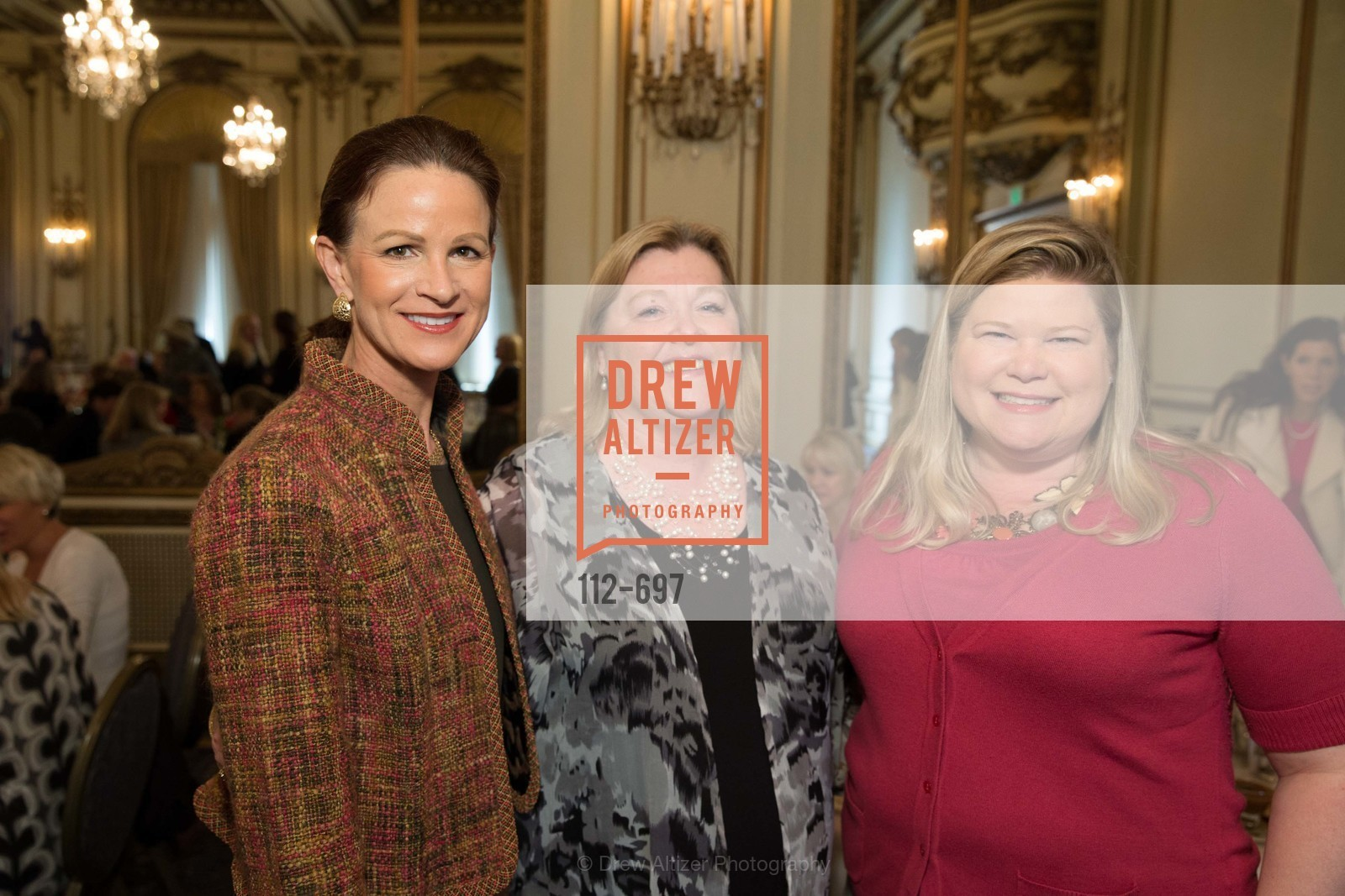 Judy Jorgensen, Jennifer Johnston, JUNIOR LEAGUE OF SAN FRANCISCO's WATCH Luncheon, US, May 4th, 2015,Drew Altizer, Drew Altizer Photography, full-service agency, private events, San Francisco photographer, photographer california