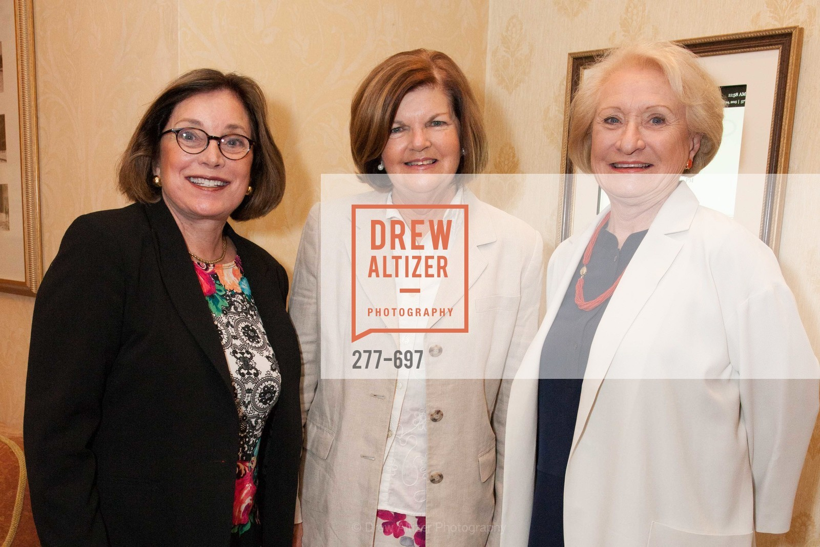 Tina Bartlett Hinkley, Carol Ann Rogers, Ava Eichler, JUNIOR LEAGUE OF SAN FRANCISCO's WATCH Luncheon, US, May 5th, 2015,Drew Altizer, Drew Altizer Photography, full-service agency, private events, San Francisco photographer, photographer california