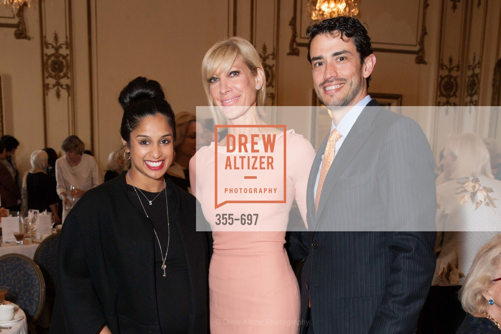 Sonia Mondkar-Floyd, Janet Reilly, Frederico Soldino, JUNIOR LEAGUE OF SAN FRANCISCO's WATCH Luncheon, US, May 4th, 2015,Drew Altizer, Drew Altizer Photography, full-service agency, private events, San Francisco photographer, photographer california