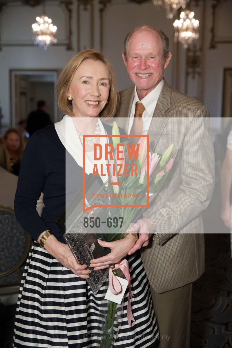 Trish Otstott, Dick Otstott, JUNIOR LEAGUE OF SAN FRANCISCO's WATCH Luncheon, US, May 5th, 2015,Drew Altizer, Drew Altizer Photography, full-service agency, private events, San Francisco photographer, photographer california