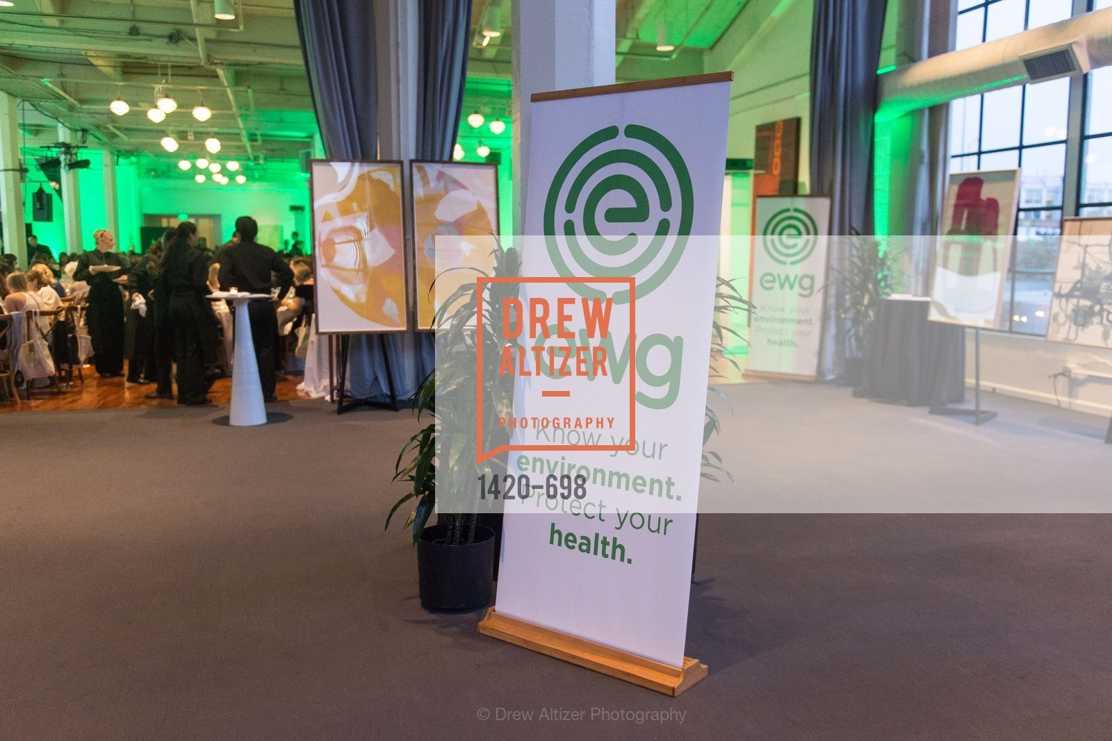 Atmospehre, EWG's 6th Annual Earth Dinner, US, May 6th, 2015,Drew Altizer, Drew Altizer Photography, full-service agency, private events, San Francisco photographer, photographer california