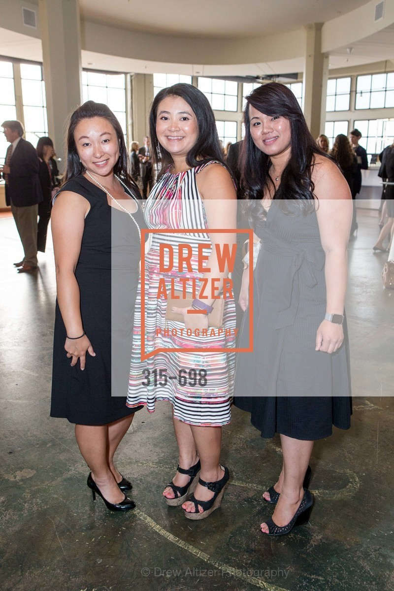 Lily Huang, Nini Lu, Tran Nguyen, EWG's 6th Annual Earth Dinner, US, May 5th, 2015,Drew Altizer, Drew Altizer Photography, full-service agency, private events, San Francisco photographer, photographer california
