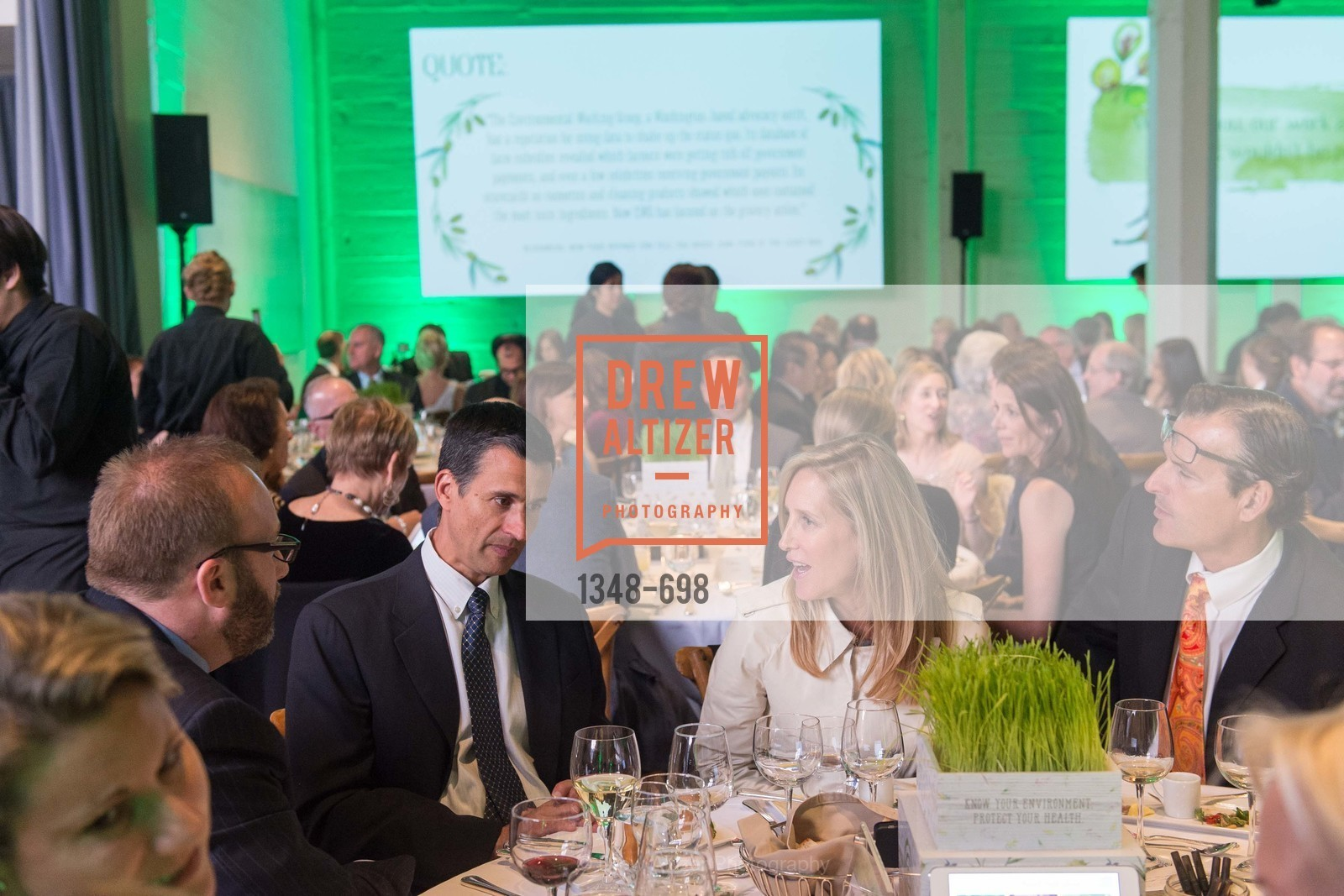 Extras, EWG's 6th Annual Earth Dinner, May 5th, 2015, Photo,Drew Altizer, Drew Altizer Photography, full-service agency, private events, San Francisco photographer, photographer california
