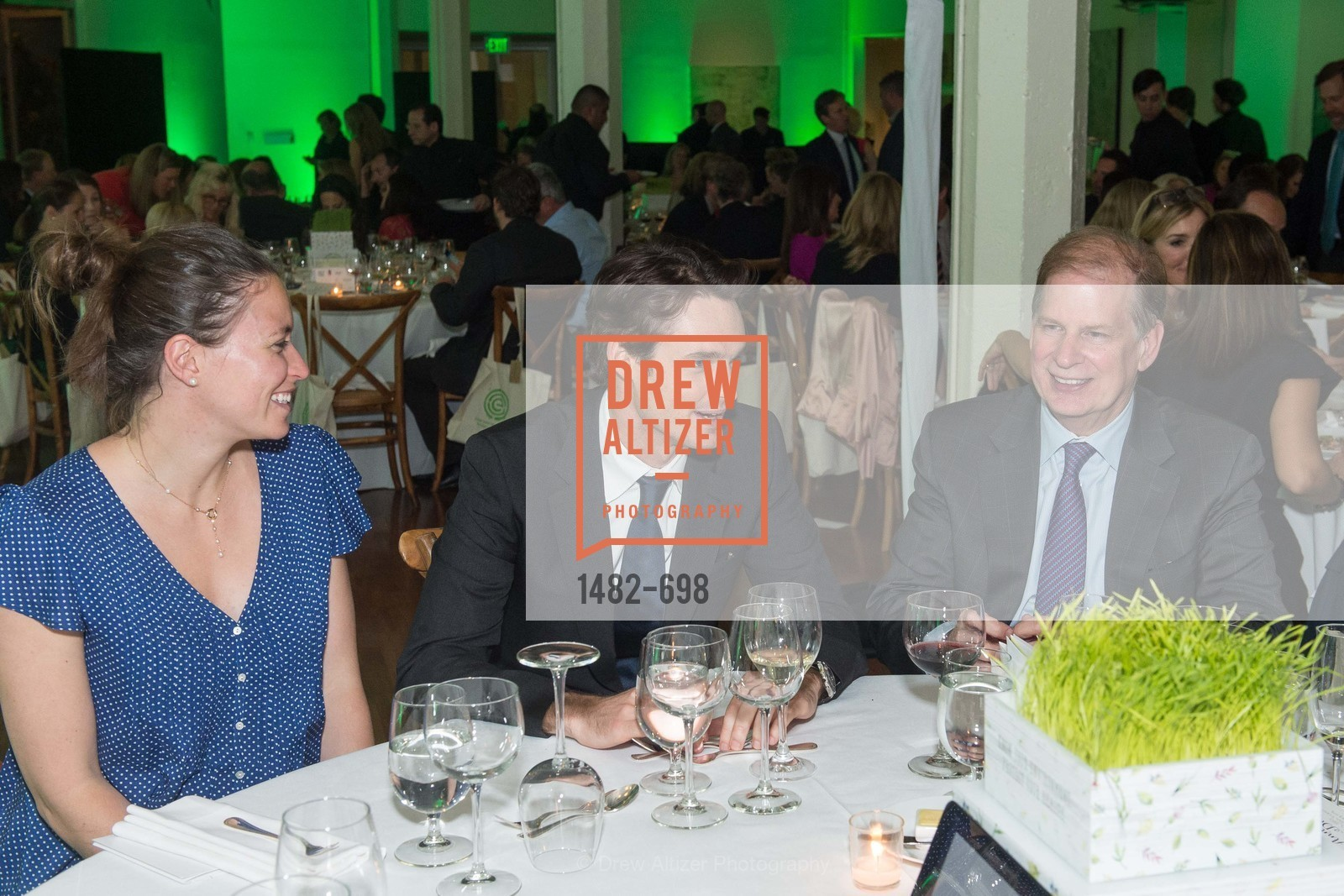 Myriam Desmarais, Nicolas Desmarais, Robert Fetherstonehaugh, EWG's 6th Annual Earth Dinner, US, May 5th, 2015,Drew Altizer, Drew Altizer Photography, full-service agency, private events, San Francisco photographer, photographer california