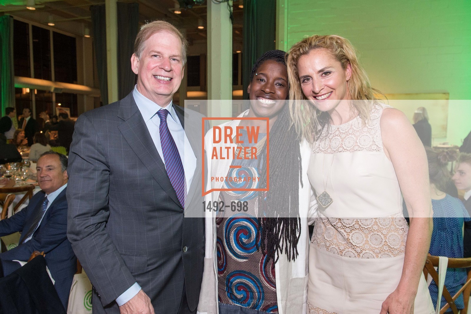 Robert Fetherstonehaugh, Pandora Thomas, Ami Aronson, EWG's 6th Annual Earth Dinner, US, May 5th, 2015,Drew Altizer, Drew Altizer Photography, full-service agency, private events, San Francisco photographer, photographer california