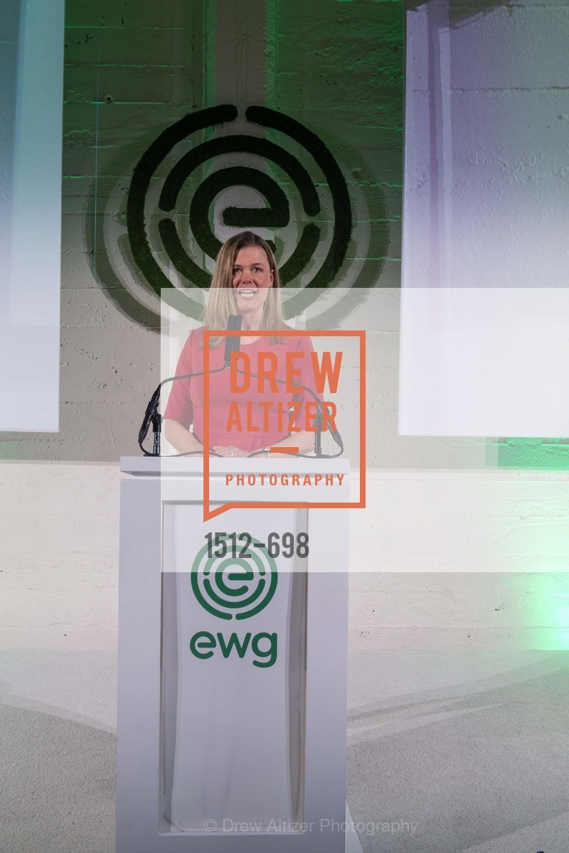 Heather White, EWG's 6th Annual Earth Dinner, US, May 6th, 2015