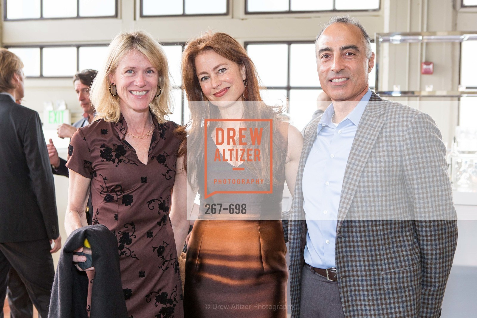 Evie Davis, Sheila Nahi, Paul Nahi, EWG's 6th Annual Earth Dinner, US, May 6th, 2015,Drew Altizer, Drew Altizer Photography, full-service agency, private events, San Francisco photographer, photographer california