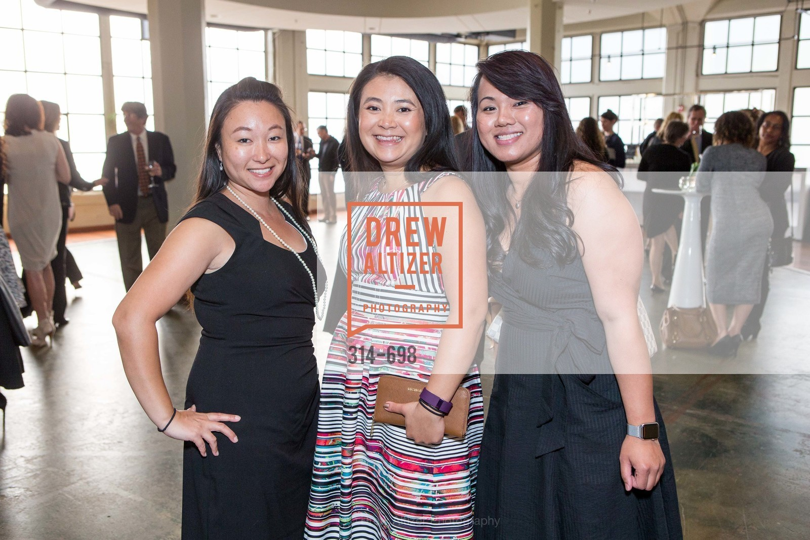 Lily Huang, Nini Lu, Tran Nguyen, EWG's 6th Annual Earth Dinner, US, May 6th, 2015,Drew Altizer, Drew Altizer Photography, full-service agency, private events, San Francisco photographer, photographer california